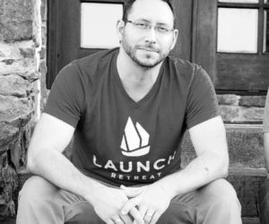 Interview with David Baker, CoFounder of Creatives United and Founder/Owner of Launch Retreat