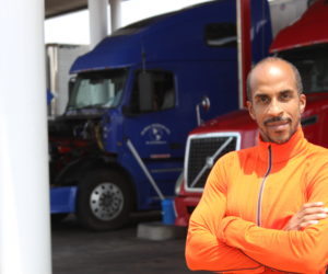 Interview with Siphiwe Baleka, Founder of Fitness Trucking, LLC