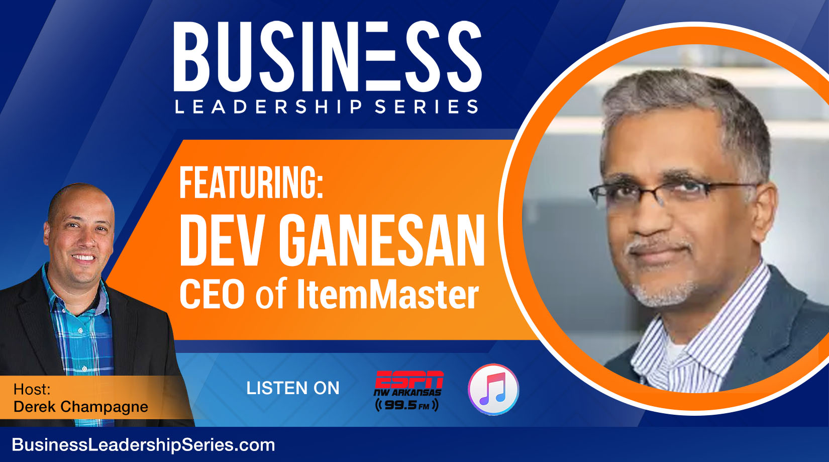 Interview with Dev Ganesan, CEO of ItemMaster