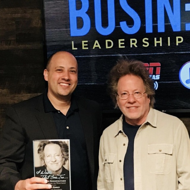Interview with Steve Dorff, 2018 Songwriter Hall of Fame Inductee