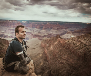 Interview with Kyle Maynard, First Man To Bear Crawl To The Summit Of Mt. Kilimanjaro!