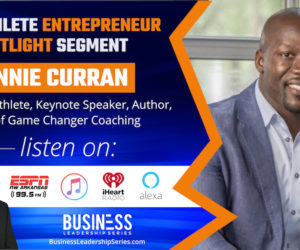 Interview with Rennie Curran, Former NFL Player & CEO of Game Changer Coaching