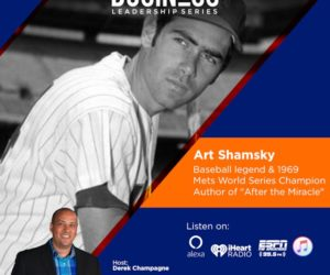 Interview with Art Shamsky, Iconic Baseball Legend