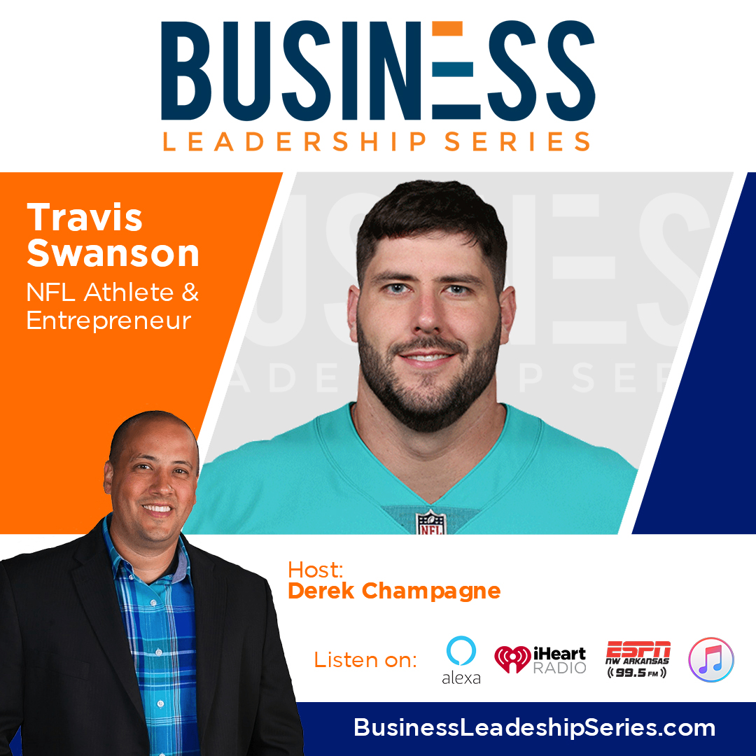 Interview with Travis Swanson, Pro-Athlete Entrepreneur